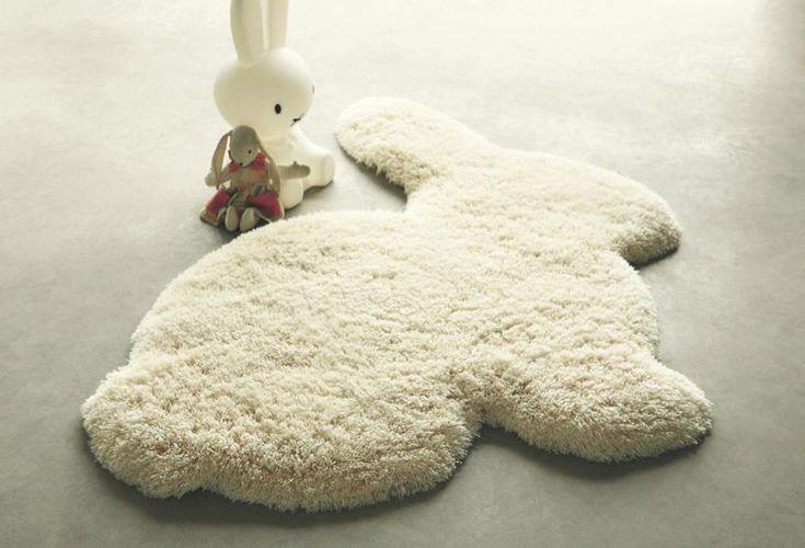 Bunny Rug for a cute, cuddly nursery