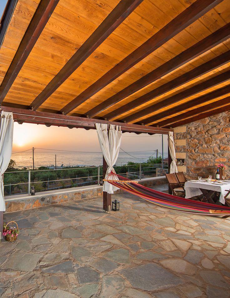 Villa Peaceful Mind in Elafonisi, Chania, Crete