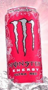 News Monster Energy Drink, Ultra Red, 16 Ounce Cans (Pack of 24) buy now $48.00 Change can be a good thing when you make the most of it...like those endless summers working mindless jobs. They pay just enou... http://showbizlikes.com/monster-energy-drink-ultra-red-16-ounce-cans-pack-of-24/