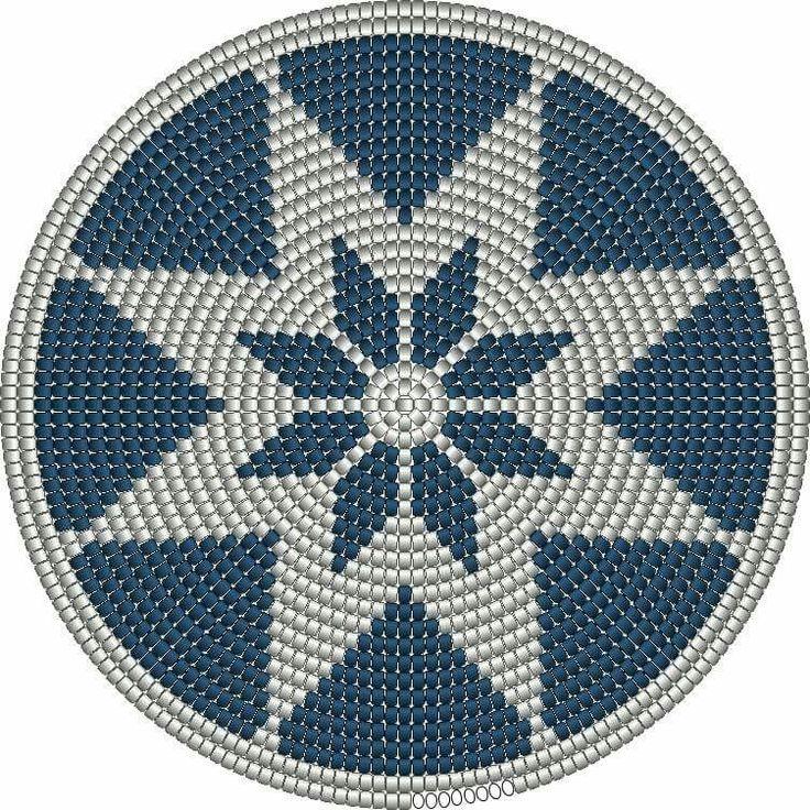 Wayuu Mochila bottom Star