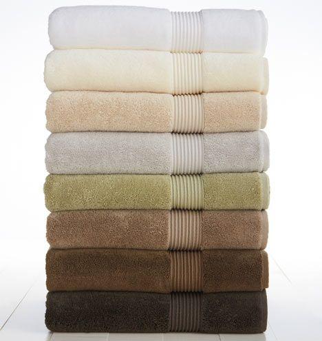 Organic Aerocotton Bath Towel | Rejuvenation - PUMICE