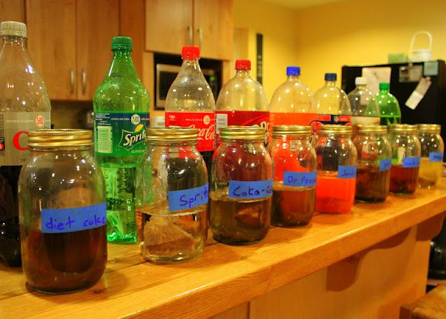 science fair idea, everyone should read this! You def will not want soda ever again!