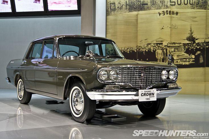 1963 Toyopet Crown