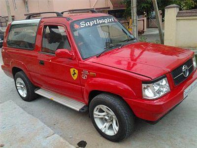 #SouthwestEngines Modified Tata Cars