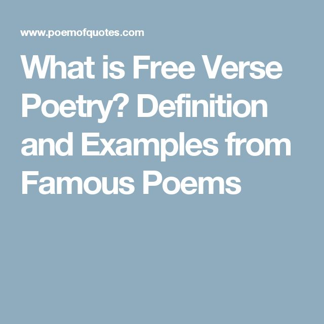 Best Famous Poems - Most Popular Poems by Famous Poets