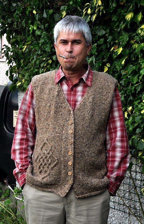 Твидовый жилет /в жизни счастья нет/...: ru_knitting - Page 2