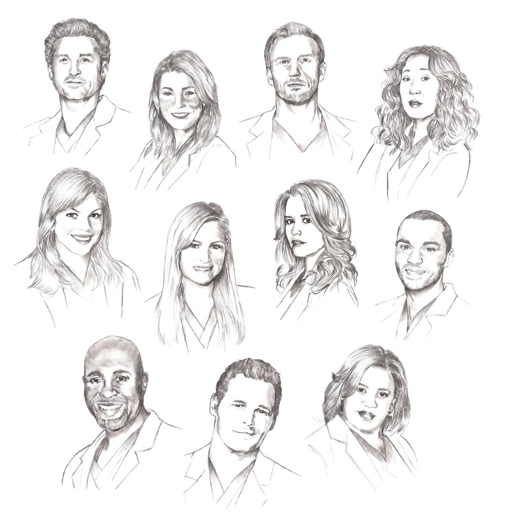 Drawing Lines Grey S Anatomy : Grey s anatomy season jcappers official kevin mckidd