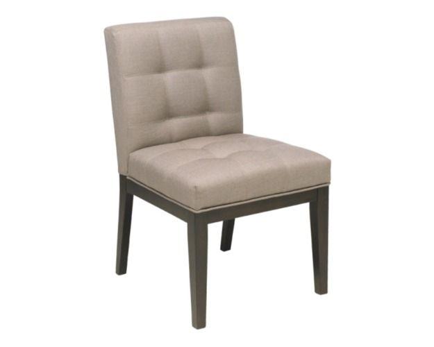 Felicia Dining Chair - Linen Fabric