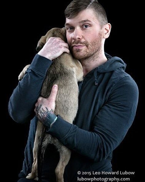 Brent Smith (Photo via Show Your Soft Side)  Shinedown - facebook.com/ShinedownsNation