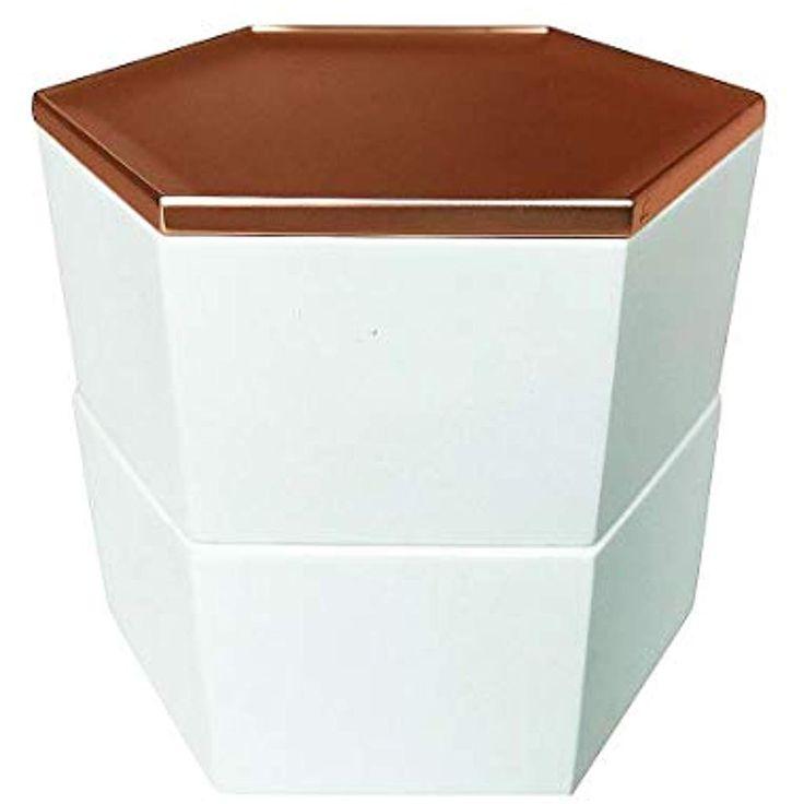 Schmuckkasten Beton Stapelbar – Uhrenbox Damen – Grau – Weiß – Rosegold – Schmu… #schuhaufbewahrung