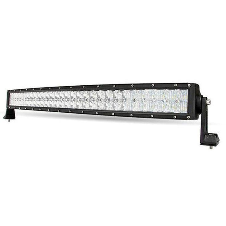 "32"" Dual Row Curved LED Light Bar - Combo Beam"