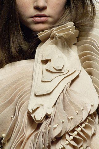 Givenchy Couture detail