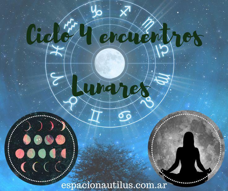 Los efectos que la Luna tiene en tu vida. Como influyen las fases lunares. La luna en tu mapa astral. La fase lunar en la cual naciste y que cualidades manifiesta. Sincronía de ciclos lunares y ritmos internos. Mediante meditaciones y ejercicios vivenciales exploraremos nuestra luna y nos amaremos cíclicas descubriendo nuestros talentos, soltando miedos y activando nuestra capacidad de gozar y sentirnos vivas.  info@espacionautilus.com.ar #astrologia #luna #vida #amor  #mujer #meditacion