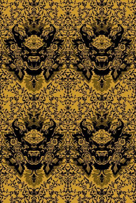 Devil Damasque by Timorous Beasties
