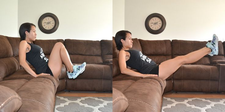 A lot of you ladies and mommies have absolutely enjoyed my lazy girl couch workout videos that can be done during commercial breaks.. or wh...