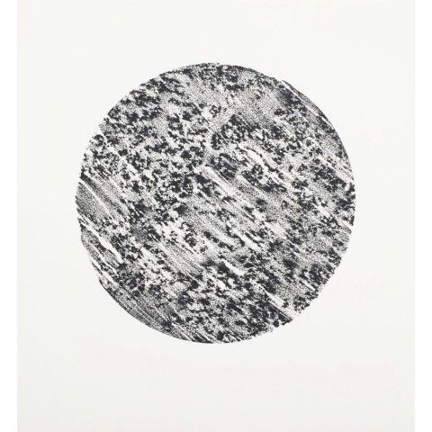 Richard Long - Rock Drawings 7