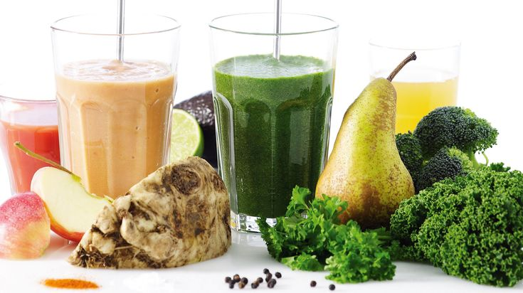 Drick dina grönsaker