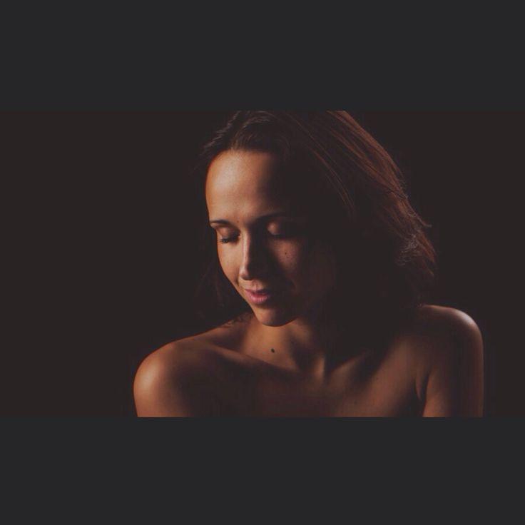 Nude portraits girl by Dmitry Belkin