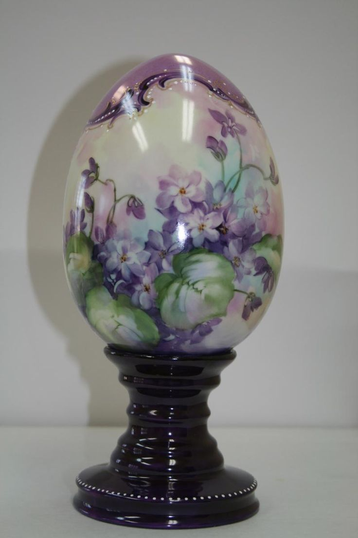 209 Best Images About China Painting Ornaments Amp Eggs On