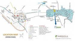 V Square Sohna Location Map