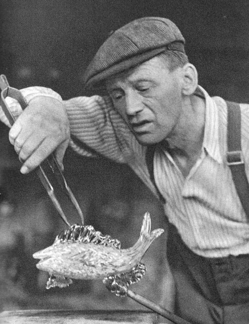 glassmaster Emanuel Beránek