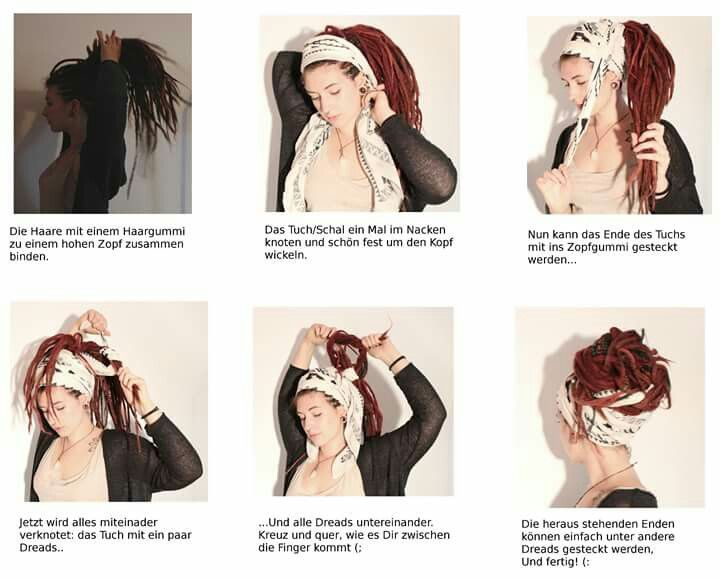 Dread Frisur