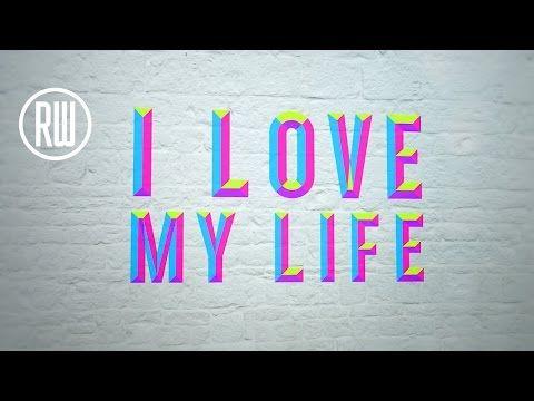 Robbie Williams | Love My Life - Lyric Video - YouTube ❤️