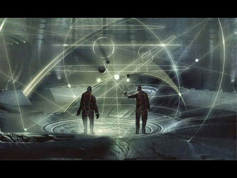 Incredible Discovery: Holographic Library Left by an Advanced Civilization ;-)~❤~