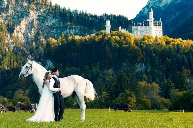 Jay Chou's wedding photos are out | The New Paper