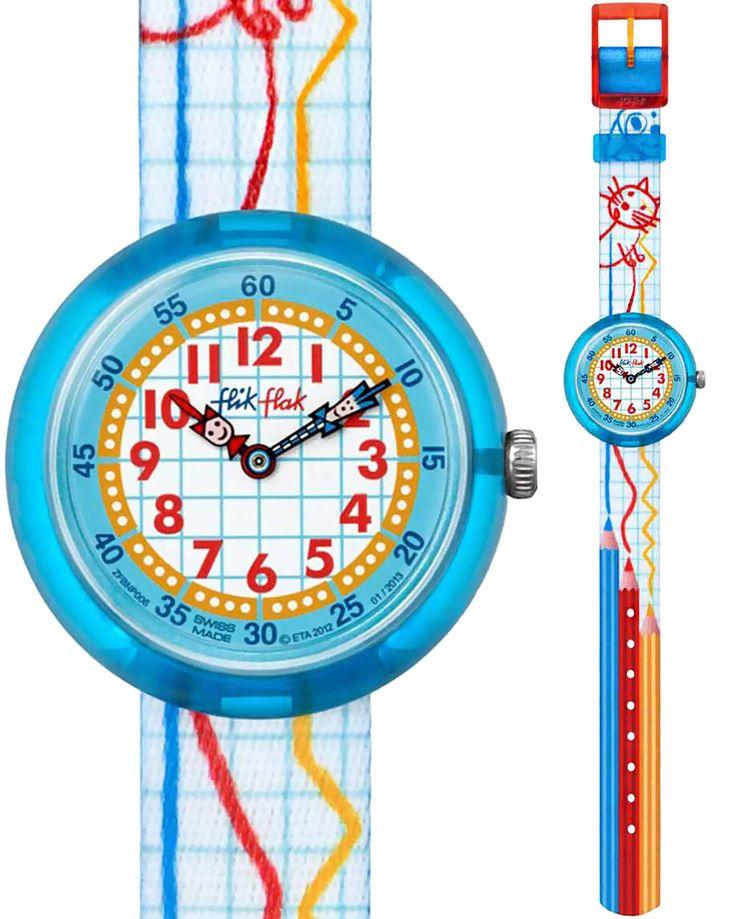 Ρολόι Flik flak ZFBNP006