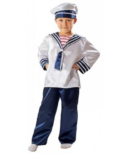 Новогодние детские костюмы морячок