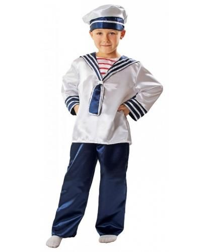 Костюм моряка капитана