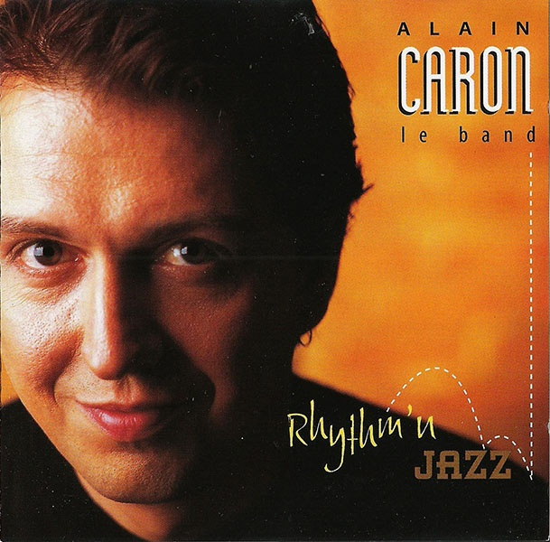 Alain Caron. The best Bass Player Ever.