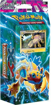 XY4 Bolt Twister Deck.jpg Focuses on Lightning and Water type Pokémon.
