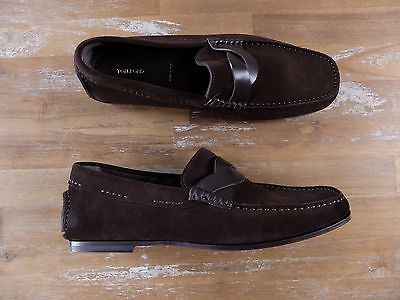 auth TOM FORD suede loafers shoes - Size 8.5 US / 7.5 UK / 41.5 EU - New in Box
