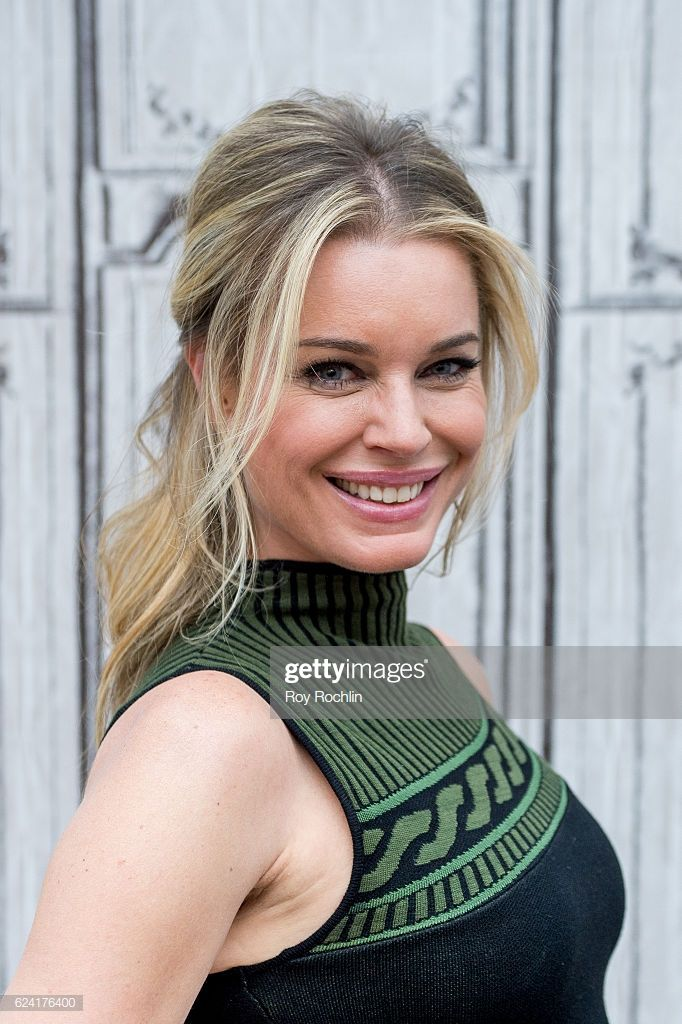 Actress Rebecca Romijn Discusses The Librarians The Build Series
