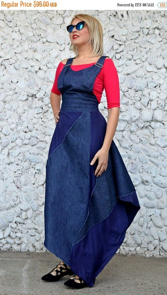 YELLOW SALE 20% OFF Extravagant Denim Overall Dress https://www.etsy.com/listing/502311226/yellow-sale-20-off-extravagant-denim?utm_campaign=crowdfire&utm_content=crowdfire&utm_medium=social&utm_source=pinterest