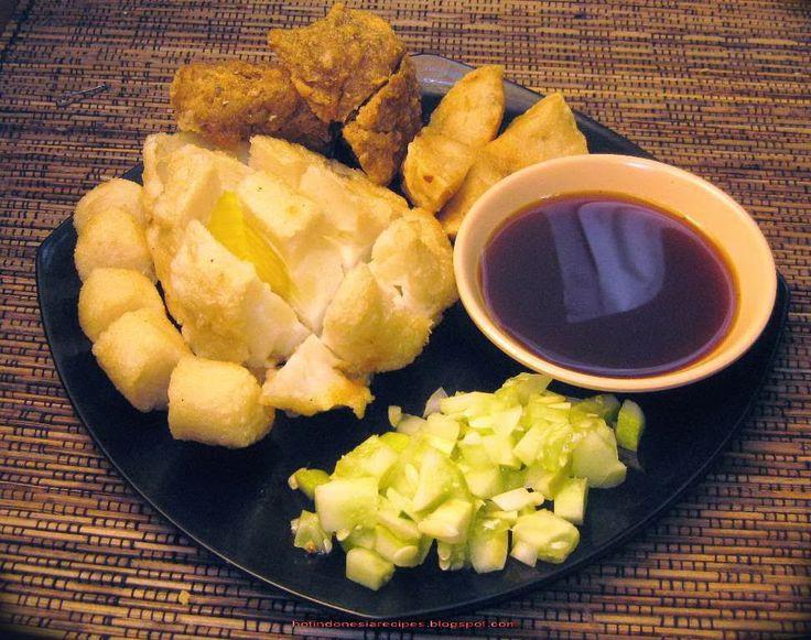 Hot Indonesia Recipes - Pempek Palembang