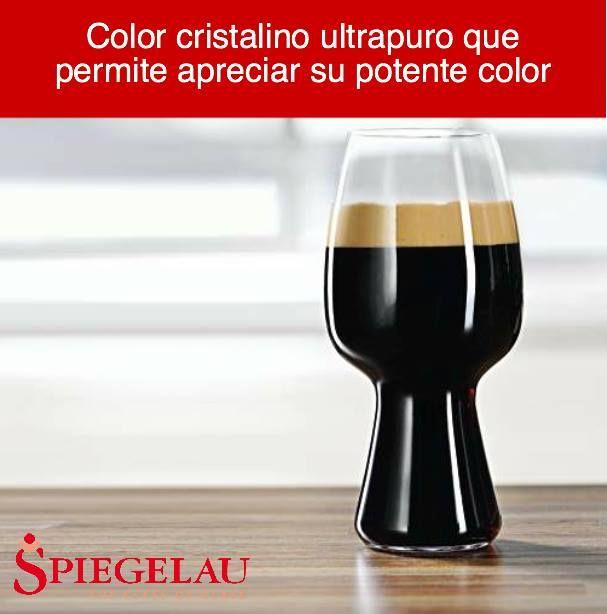 ¿Cómo se creó el vaso Spiegelau para #cerveza STOUT? Acá te contamos y de paso te decimos cuáles son las ventajas que te ofrece. http://buff.ly/1EolWKc  #CristaleríaParaRestaurante