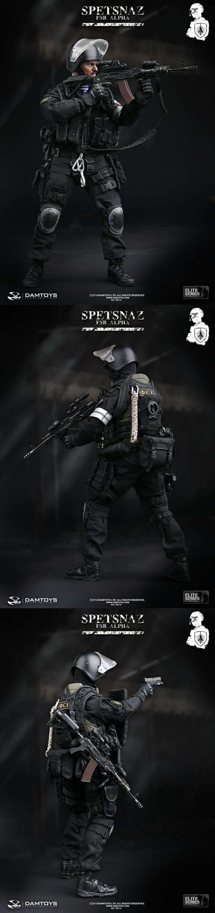 DAMTOYS_78015_SPETSNAZ FSB ALPHA GROUP