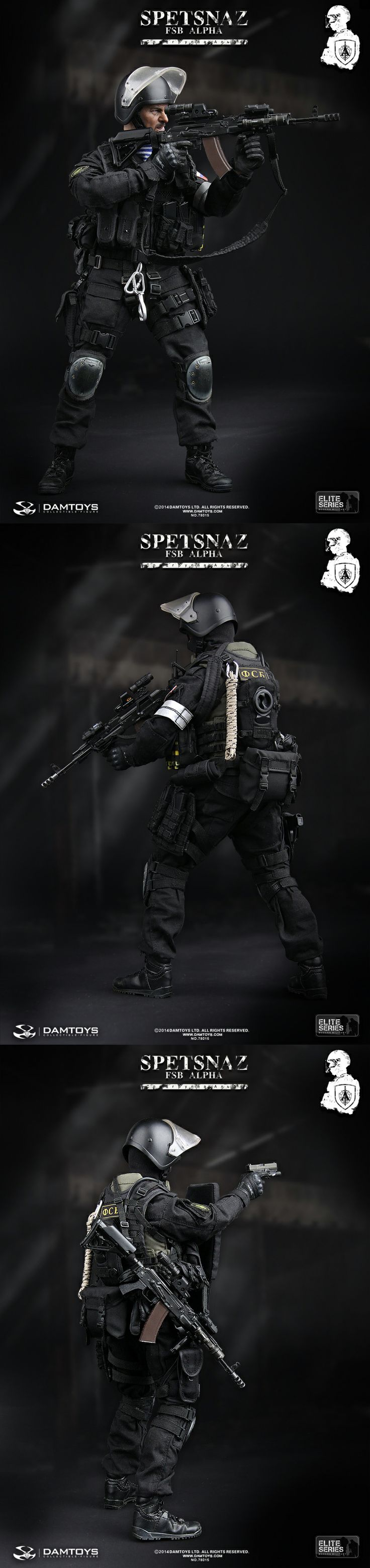 DAMTOYS_78015_SPETSNAZ FSB ALPHA GROUP