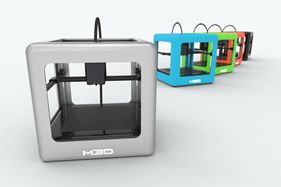 £120 Micro 3D printer raises $1m in 24 hours (Wired UK)