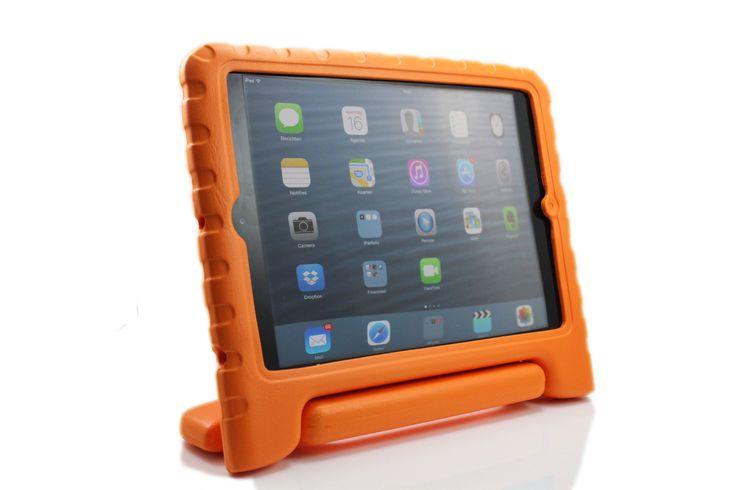 Kinder iPad mini (Retina) hoes oranje