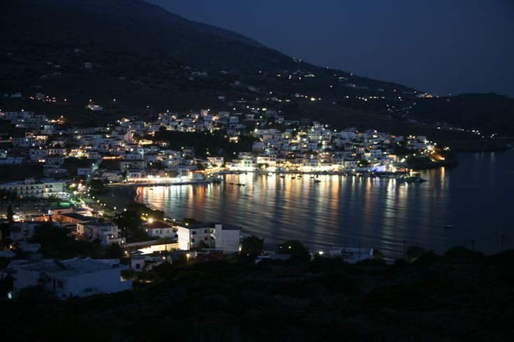 Andros island, Batsi