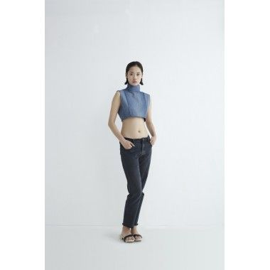 Beka Up-cycled Jeans Top