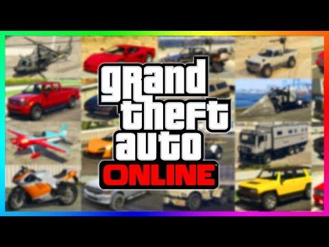 awesome ROCKSTAR MADE SECRET CHANGES TO ALL OF THESE VEHICLES IN GTA ONLINE! (GTA 5 DLC)