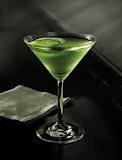 Apple Martini.