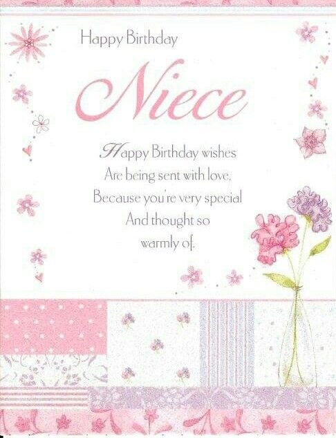 Happy Birthday Niece Images For Fb ~ Best birthday wishes images on pinterest