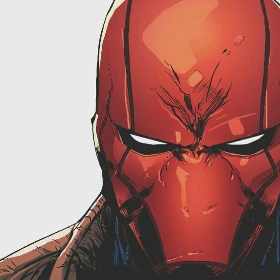 Red Hood Hason Todd DC Comics Always Pinterest