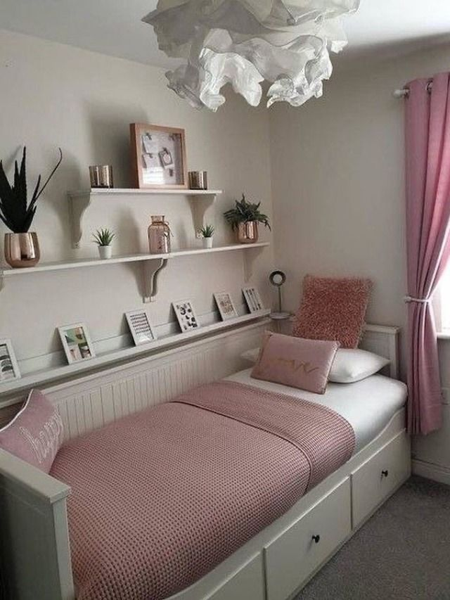 Pin By Love On Cece Room Small Guest Bedroom Room Inspiration Bedroom Room Design Bedroom Teenage bedroom ideas amazon